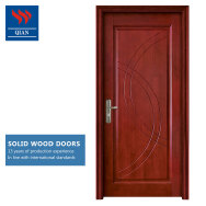 Foshan Qi'an Fireproof Shutter Doors Co., Ltd. Solid Wood Doors