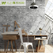 Modern Wallpaper Korea Size 1.06m PVC Wallpaper for Home Decor