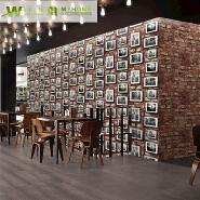 Modern Wallpaper Korea Size 1.06m PVC Wallpaper