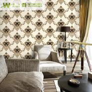 1.06 Embossed Korea Size Classic PVC Wallpaper for Room