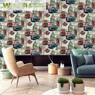 2019 Modern Korea Size 1.06m PVC Wallpaper