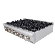 High Efficiency Counter Top 4-burner Gas Range Table Top Gas Cooker