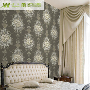 2019 1.06 Floral Vinyl Wallpaper Home Decoration