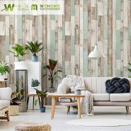 2019 Wood Design 1.06 Korea Size PVC Wallpaper