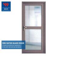 Foshan Qi'an Fireproof Shutter Doors Co., Ltd. Glass Doors
