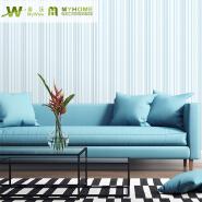 Modern Stripe 1.06 Korea Size PVC Wallpaper