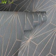 Luxury Hot selling Metallic PVC Wallpaper Best Selling Design