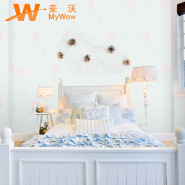Nonwoven wallpaper embossed wallpaper papel de parede papier peint kids wallpaper