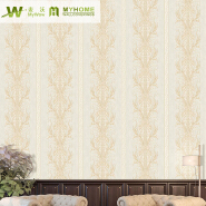 Damask 1.06 Korean Size Classic Embossed PVC Wallpaper