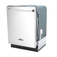 12 settings freestanding dishwashers home use stainless steel dishwasher