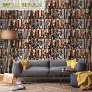 A29-6 Modern 1.06 3D PVC Wallpaper
