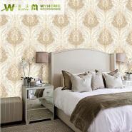 1.06m Embossed Vinyl Wallpaper Home Decoration