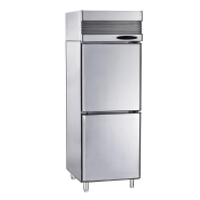 Rainbow stainless steel air-cooled two or single door commercial kitchen refrigerator freezer -18 to