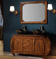 Foshan hongbo sanitary ware co., LTD Bathroom Cabinets