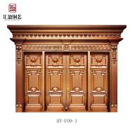 Foshan Nanhai Ling Xiu Jia Metal Products Co., Ltd. Other Doors