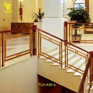 Foshan Nanhai Ling Xiu Jia Metal Products Co., Ltd. Glass Railing