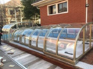 Ningbo weiguan new building materials co., LTD Sunroom