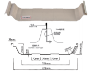 Zhongshan Lianuan  Metal Mterials co.,ltd Color Steel Tile