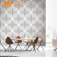 A22-27P47 Guangzhou sample catalogue pvc vinyl 3d wallpaper decoration
