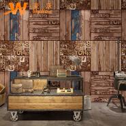 A5-14P04 Guangzhou popular waterproof 3d pvc wallpapers
