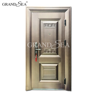 Foshan Grandsea Building Material Co., Ltd. Steel Doors