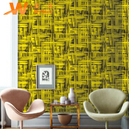 A22-27P01 China wholesale price waterproof pvc 3d vinyl wallpapers