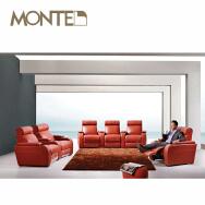 Foshan Shunde Montel Furniture Co., Ltd. Parlor Sofa/Table