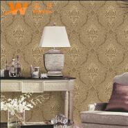 A71-1P19 Luxury vinyl wallpaper embossed home decor