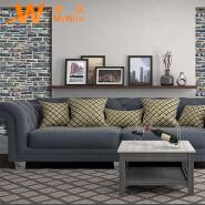 A62-24P43 3d stone design wallpaper brick for sale