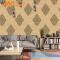 A49-18P33China wholesale glitter interior wallpaper room decoration