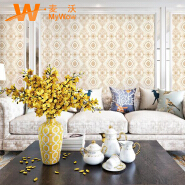 A22-26P12 Good quality non woven embossing 1.06m wallpaper