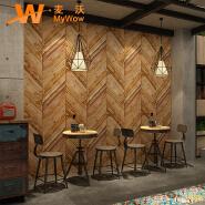 A5-14P29 Wood design waterproof 3d home wallpaper