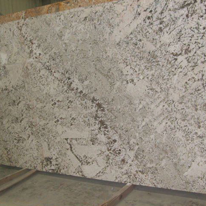 White Granite Slab Polished Aran White Granite Slab On