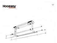 Clothes drying rack ceiling mounted clothes rack for baby &kids dress