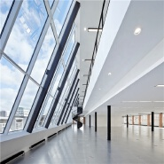 aluminum glass curtain wall project designs