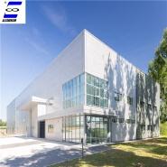 new design window film glass curtain wall cost per square metre