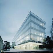 Hot selling glass aluminum curtain wall profile facade design