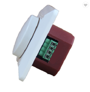 220V leading edge Button Rotary Dimmer Switch LED