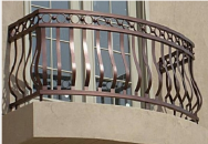 Qingdao Dehong industry and Trade Co., Ltd.  Wrought Iron Staircases