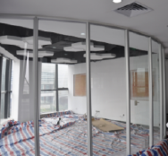 Foshan City Baisitong Aluminum Co., Ltd. Aluminum Composite Panel Curtain Wall
