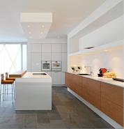 plywood acrylic kitchen cabinet malaysia style