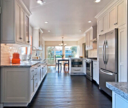 American Custom made Short delivery time Modern style kitchen cabinet