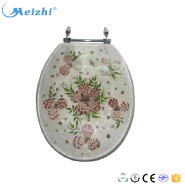 Resin Toilet bowl seat cover