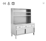 Guangzhou Tontile Hotel Supplies Co., Ltd.  Stainless Steel Cabinets
