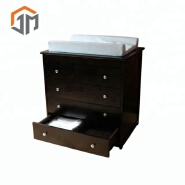 Baby Furniture Bed Room Set Classic Bedroom Set Changing Table
