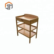 Pine Wood Height-appropriate Baby Changing Tables