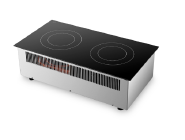 2-zone Built-in Induction Cooker QP10