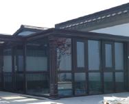 Hangzhou klute building materials technology co., LTD Sunroom