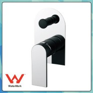 Sanitary ware wall mounted bathroom shower mixer with watermark 8559-1CB