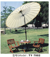 Foshan Great Furniture Co., Ltd. Outdoor Solid Wood Table & Chair
